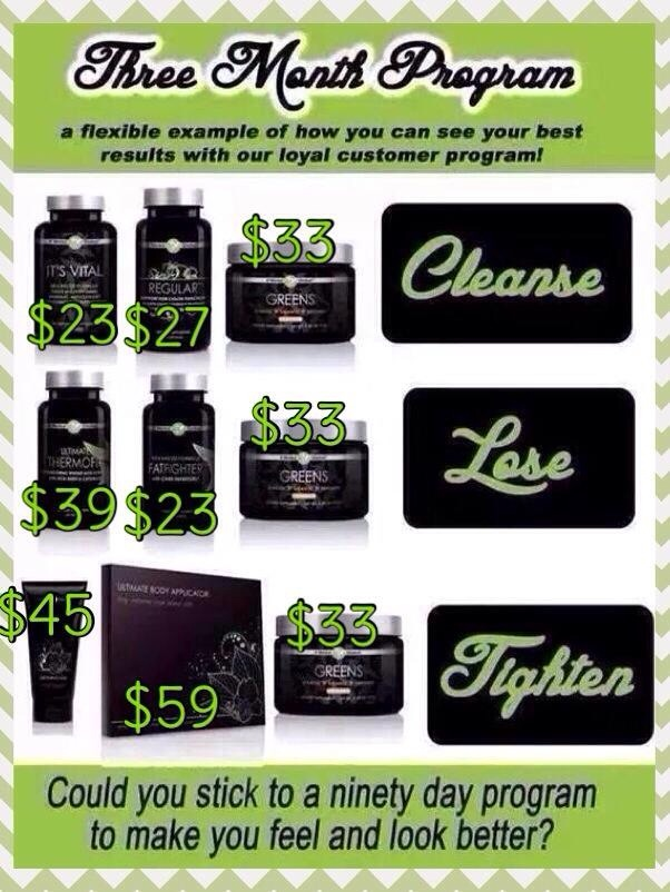 Check out the 90 day challenge weight loss program it works